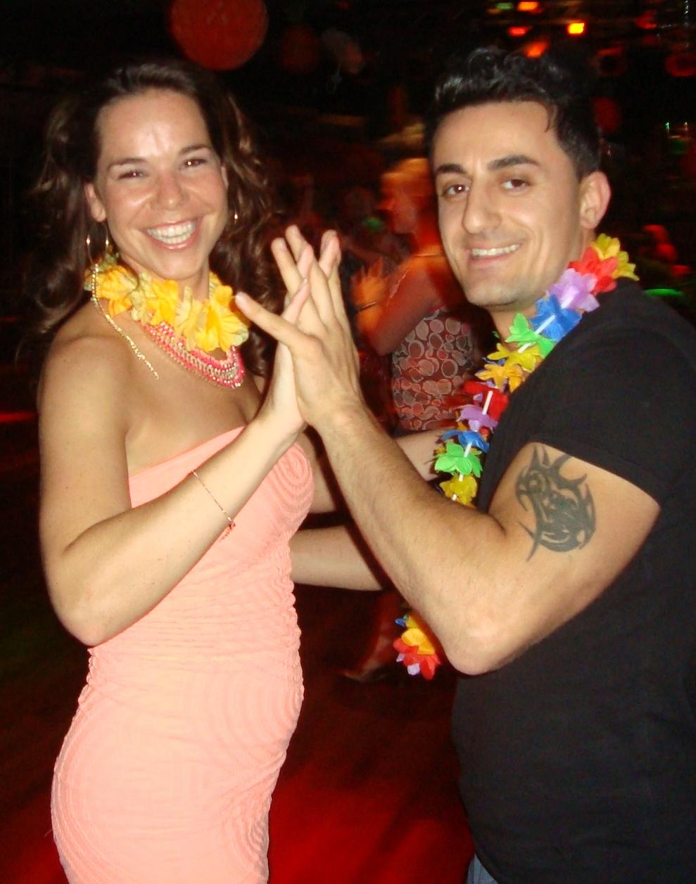 Salsa bij Dansschool Reniers
