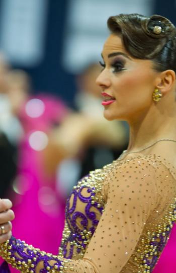 solo dansen stijldansen latin