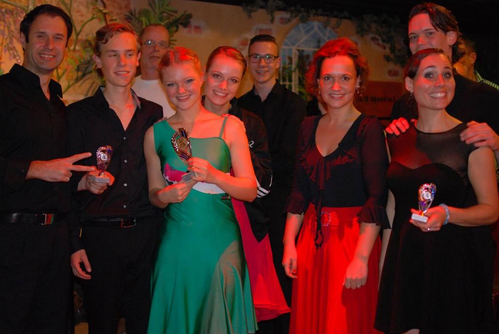 Stijldansen bij Dansschool Reniers
